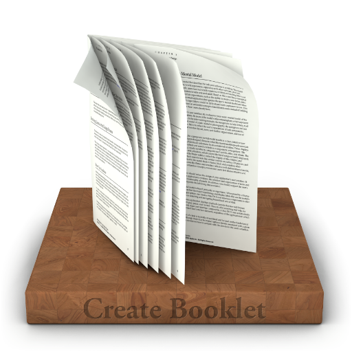 Create booklet the standard print any document as a booklet since 2005 fandeluxe Choice Image
